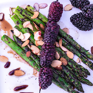 Blackberry Ginger Balsamic Vinegar Recipes