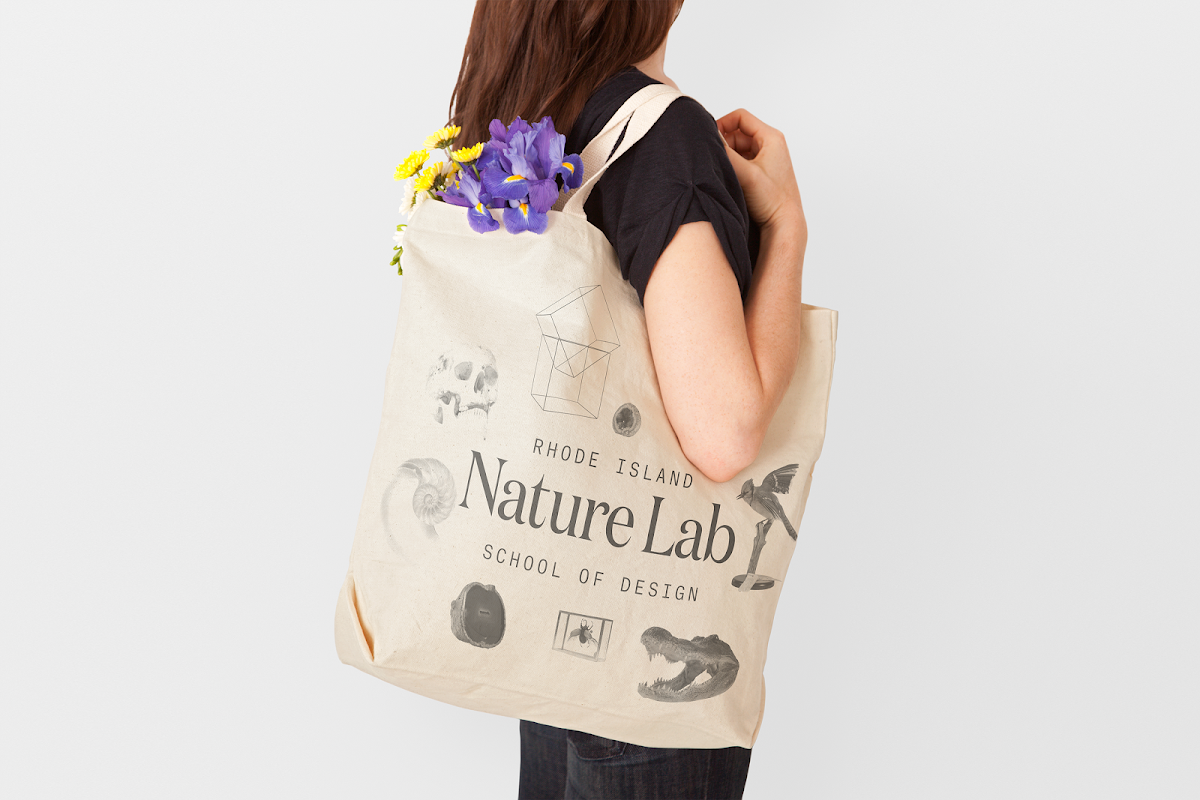 Micah Barrett Nature Lab website and identity