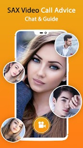 SAX Free Video Call Guide & Video Chat Advice 2020App Latest Version  Download For Android 3