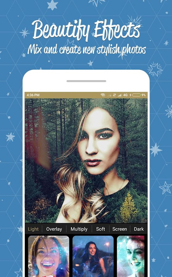 Ottipo Photo Editor : Stickers, Frames, Effects (Unreleased)- screenshot