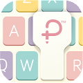 Pastel Keyboard Theme Color - Add colorful design APK
