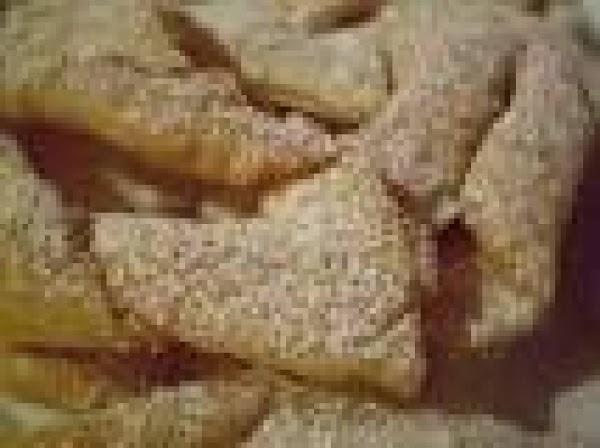 German Fried Dough (pillow Tips) Recipe