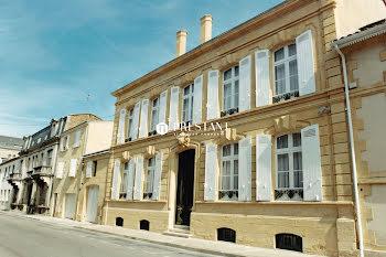 hôtel particulier à Bergerac (24)