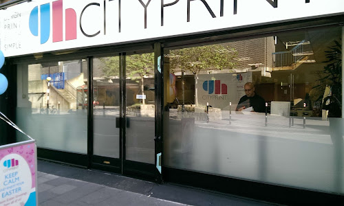 G H Cityprint outside the store