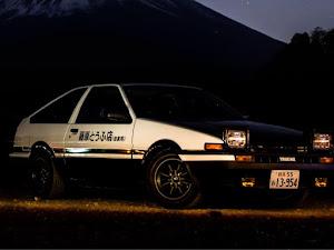 スプリンタートレノ AE86 S61•GT-APEXのカスタム事例画像 ささき ゆーまさんの2020年02月28日21:24の投稿