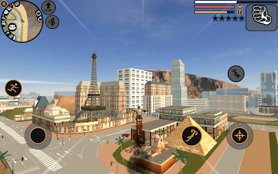 Vegas Crime Simulator APK screenshot thumbnail 1