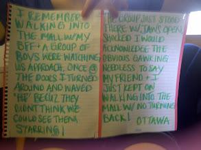 Photo: Image submitted to Hollaback Ottawa Canada