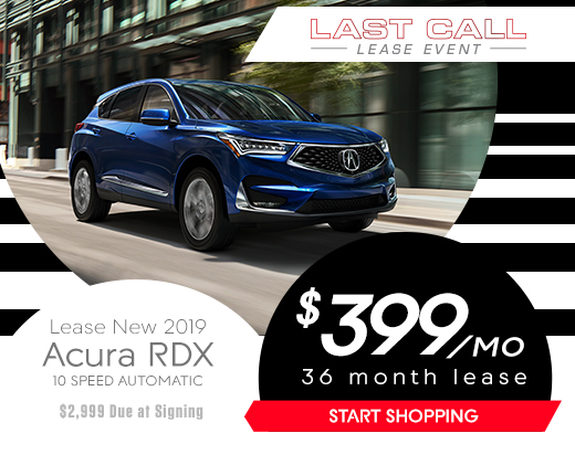 Last Call Lease Event in Duluth, GA | Acura Carland