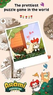 Arami Puzzventure Screenshot