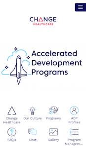 Accelerated Development Program - náhled