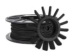 Black PRO Series Tough PLA Filament - 2.85mm (1kg)