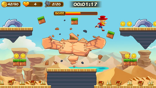 Super  Adventure of Jabber  screenshots 4