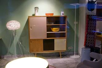 Photo: El mueble perfecto para la entrada de la casa de Tenerife. Prohibitivo. Mejor lo soñamos.