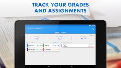 Grade Tracker Pro (Free!) screenshot thumbnail