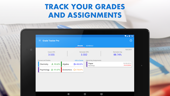 grade tracker pro free apprecs