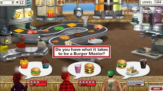 Burger Shop 2 Mod Apk – For Android 3