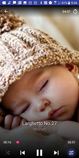 Mozart Baby Sleep