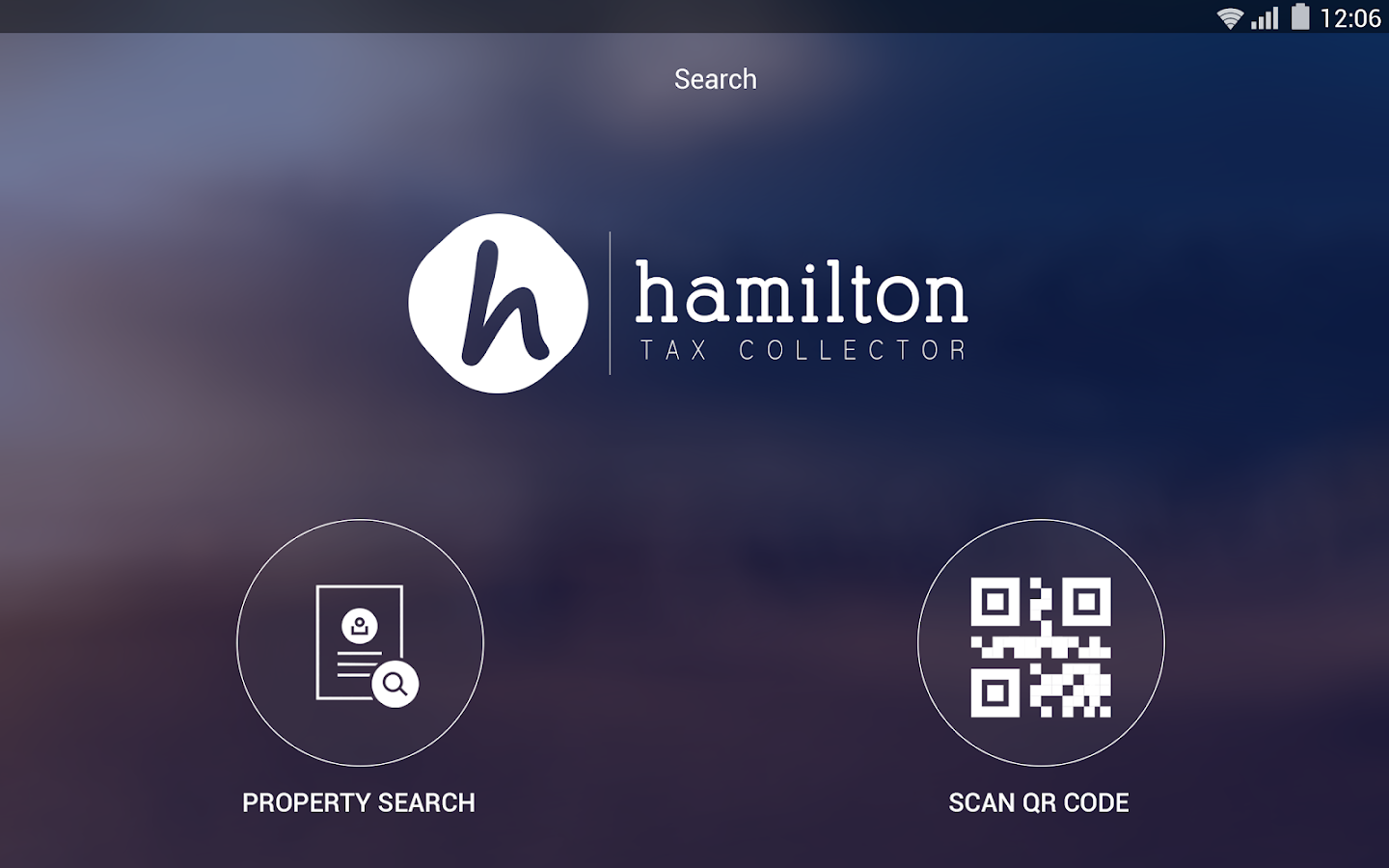 Hamilton Tax Collector- screenshot