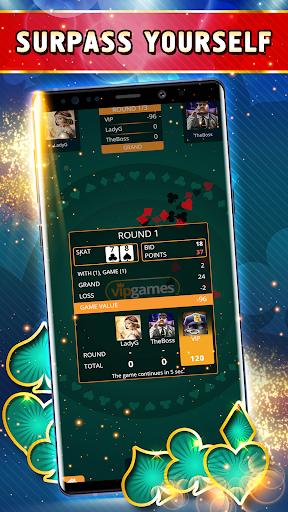 Skat Offline - Single Player Card Game 1.1.20 5