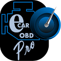 eCar PRO (OBD2 Car Diagnostic) icon