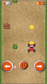 Car: race for coins apk screenshot