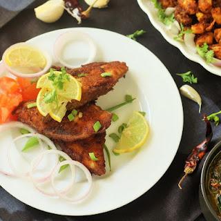 Corn Flour Fish Fry Recipes.
