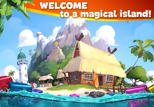 Lost Island: Blast Adventure apk screenshot