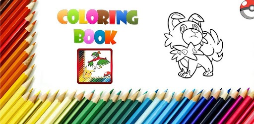 Coloring Book For Pokemo Monsters Indir Pc Windows Android