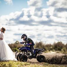 Wedding photographer Tomas Larionovas (Voras1980). Photo of 02.10.2018