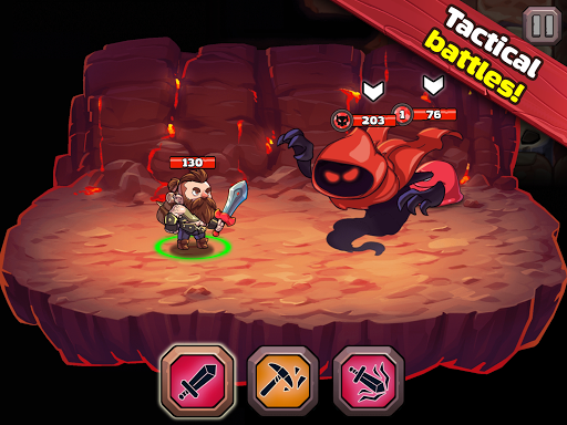 Mine Quest 2 - Mining RPG 2.2.5 screenshots 7