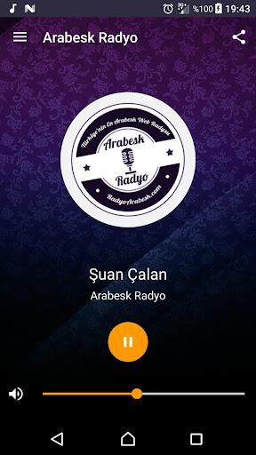 arabesk radyo screenshot 1