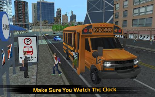 School Bus Simulator 1.4 screenshots 3