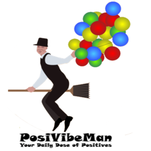Posivibeman - Your Daily Dose of Positives