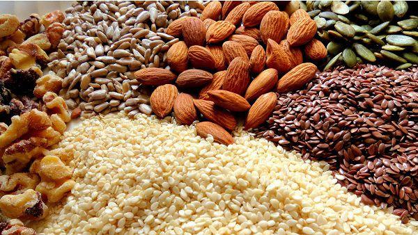 Các loại ngũ cốc cũng rất giàu Biotin