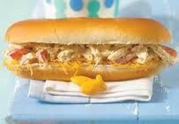 Toasty Hot Tuna Sandwiches Recipe