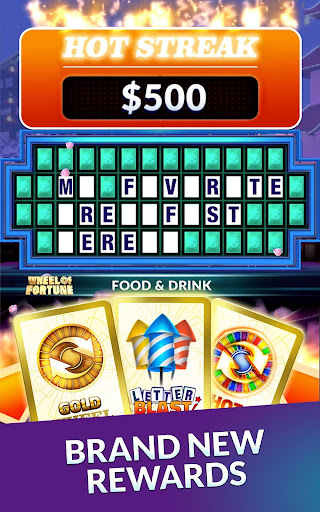 Wheel of Fortune: Free Play 3.47.1 screenshots 8