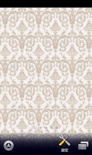 french damask wallpaper ver14