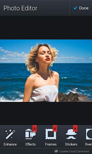 攝影必備免費app推薦|夏のフォトフレーム線上免付費app下載|3C達人阿輝的APP
