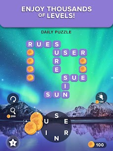 Puzzlescapes: Relaxing Word Puzzle Brain Game 8