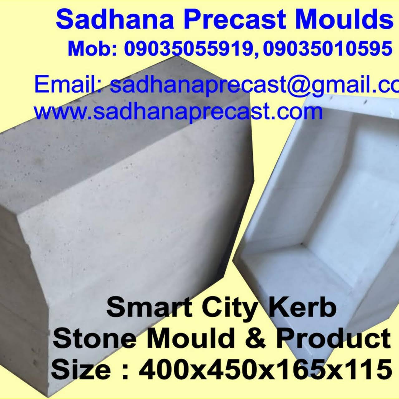 Sadhana Precast Concrete Moulds - Precast Modular Home
