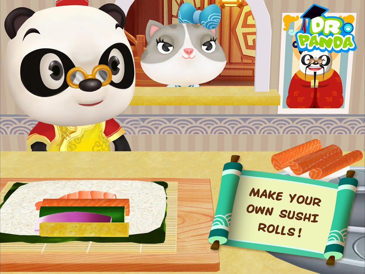 Dr. Panda Restaurant Asia- screenshot