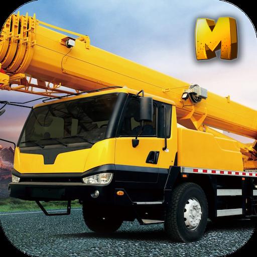 建設トラックシミュレータ 模擬 App LOGO-硬是要APP