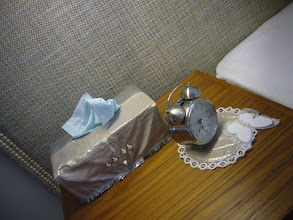 Photo: Master Bedroom - Side Table Deco