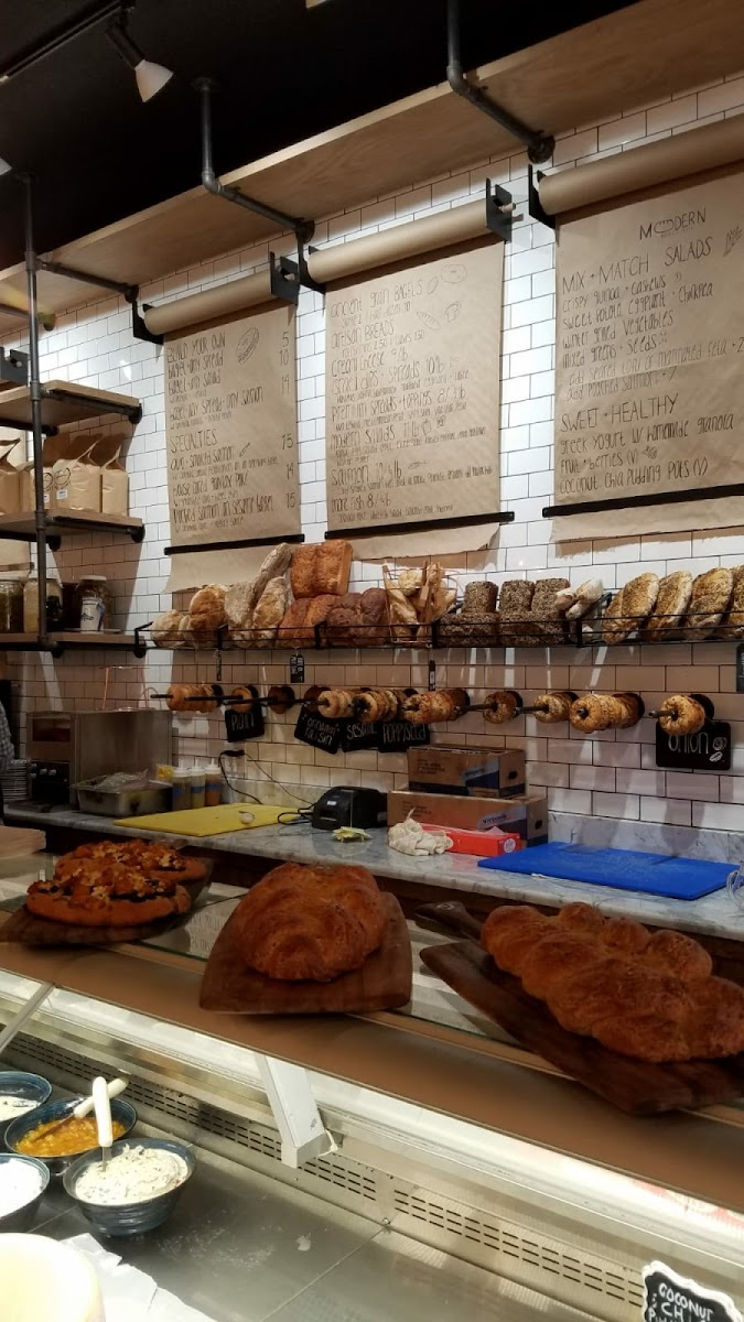 Photo from Modern Bread and Bagel