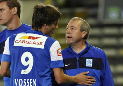 """Maes espère le retour de Vossen, mais : """"Je n'en dis pas plus pour le moment"""""""