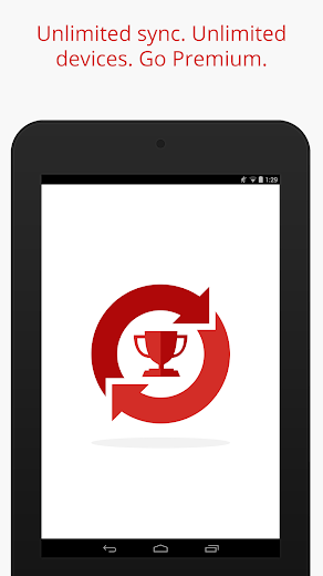 Screenshot 14 for LastPass's Android app'
