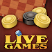 Checkers LiveGames - free online game icon