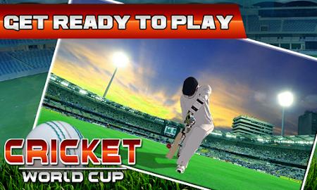 Cricket WorldCup Fever 2016 1.05 screenshot 1042503
