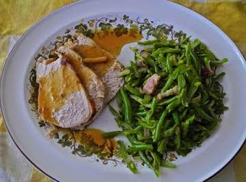 NO-BRAINER FRENCH CUT GREEN BEANS
