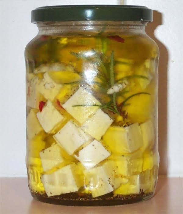 Marinated Feta Cheese Recipe